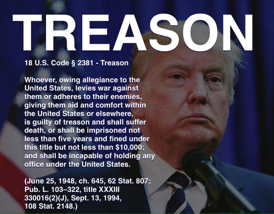 Trump-Treason